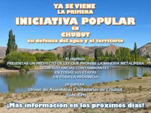 Iniciativa Popular en Chubut